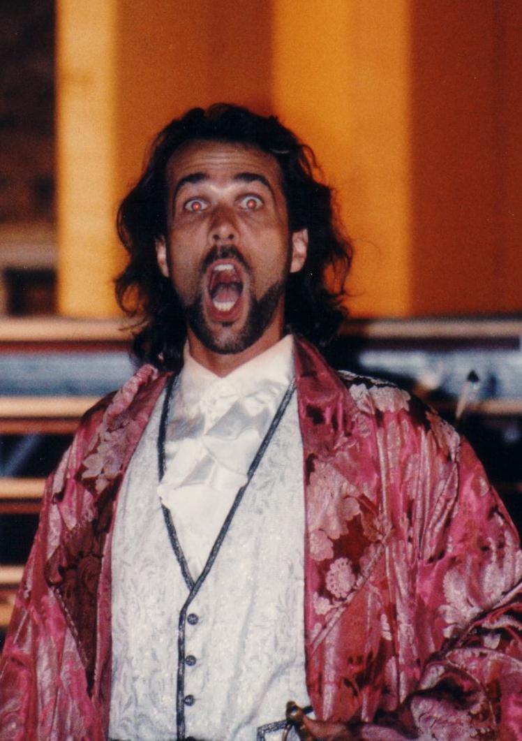 Mark Schnaible als Don Giovanni