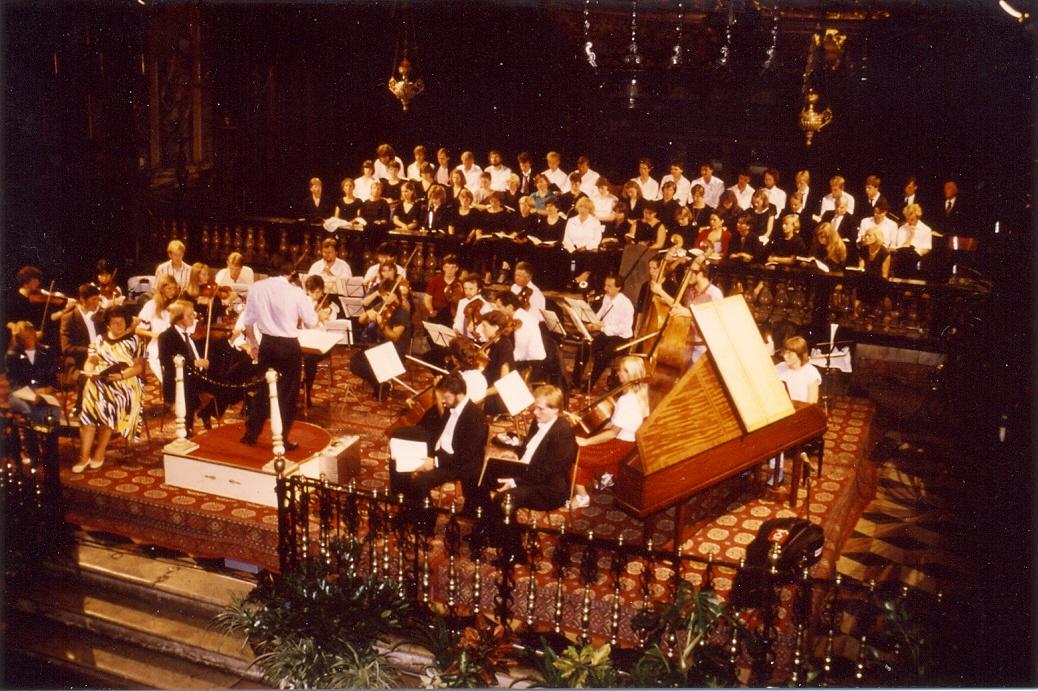 Konzert Messias in Cremona