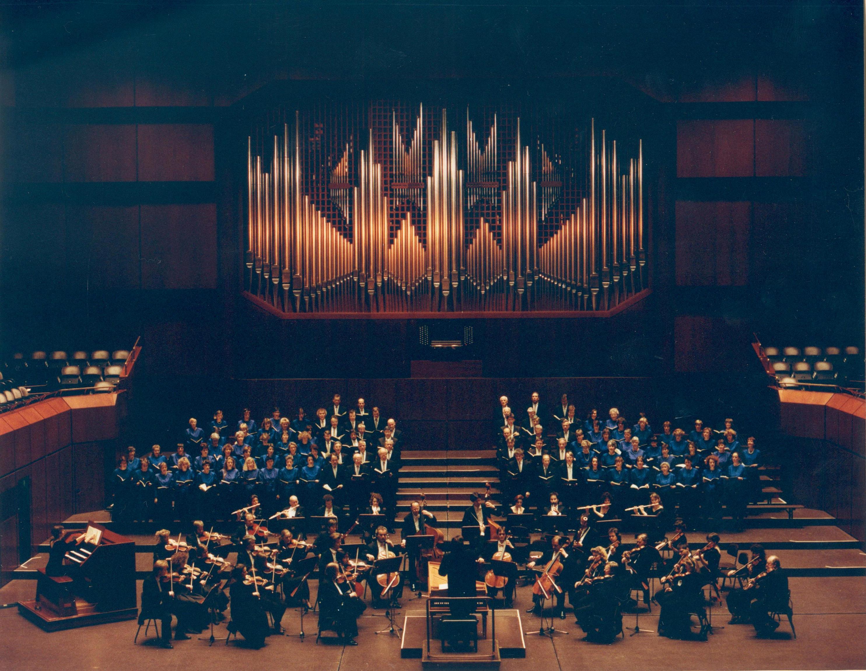 Matthäus-Passion in der Alten Oper