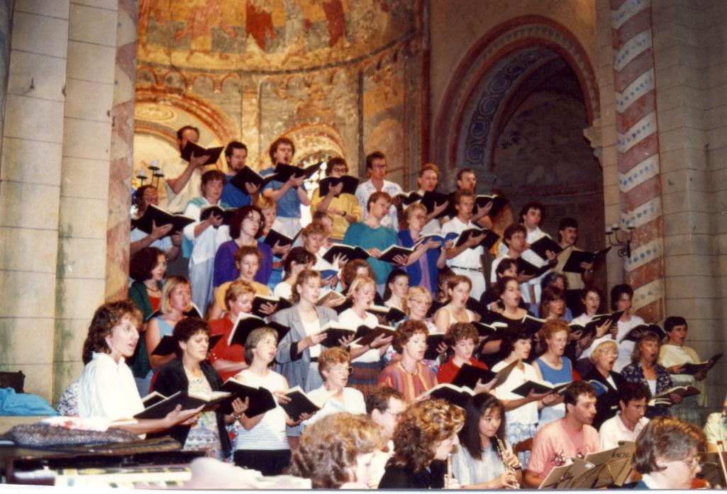 """Die Bachchöre Heidelberg und Würzburg in Monreale mit Mendelssohns """"Elias"""""""