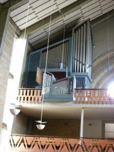 Die Beckerath-Orgel von St. Johannis